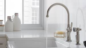 kohler brass kitchen faucets artifacts collection kohler
