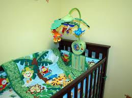 Rainforest Crib Bedding Nurseryphotos P1181048