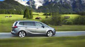 opel green opel zafira tourer 1 6 cdti ecoflex launched