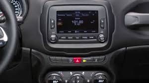 jeep renegade blue interior jeep renegade trailhawk interior design automototv youtube