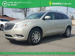 2017 used buick enclave for sale roswell ga c200320