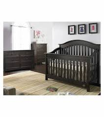 Bonavita Convertible Crib Bonavita Easton Lifestyle 3 Nursery Set In Espresso