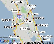 map of kissimmee map of kissimmee united states hotels accommodation