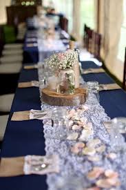 Navy Blue Table Runner 60 Wedding Table Runners That Will Wow Your Guests U2013 Page 5 U2013 Hi