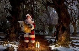 in the woods santa in the woods essex wildlife trust