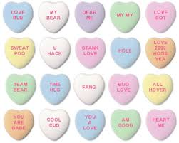 heart candy ai generates hilariously candy heart messages