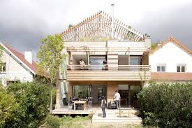 Eco House Designs And Floor Plans by Eco Sustainable House Djuric Tardio Architectes Archdaily