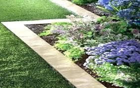 Rock Borders For Gardens Borders For Landscaping Rock Landscape Edging Gardening