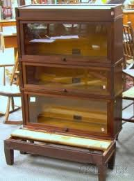 Globe Wernicke Bookcase 299 Search All Lots Skinner Auctioneers