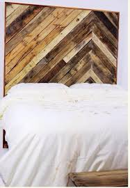Rustic Queen Headboard by Collection In Diy Queen Headboard Ana White Reclaimed Wood