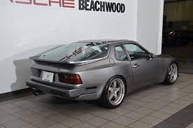 custom porsche 944 custom 944 not your average 944 coupe 350 lt1 gray for sale