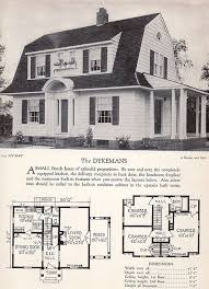 Colonial Revival House Plans 29 Best 14 Gambrel Roof Images On Pinterest Gambrel Roof