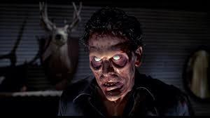 halloween horror nights walking dead 2015 evil dead cameo on the walking dead last night horror movie
