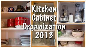 organizing the kitchen kitchen cabinet organization kitchen series 2013 youtube