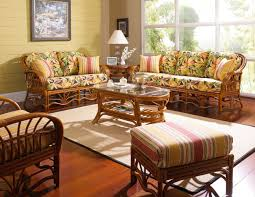 Wicker Living Room Chairs by Replacement Cushions For Palm Harbor 8600 Wicker Furniture By