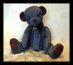 remembrance teddy bears memory bears this makes bears out of clothing from