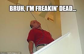 Dead Meme - i m dead ass imgflip