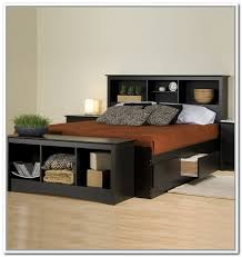 Platform Beds With Storage Underneath - king platform bed with storage underneath storage decorations