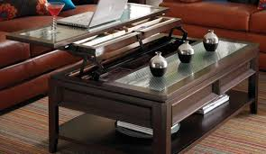 Pop Up Living Room Tables Table Raising Coffee Table Incredible Lift Top Coffee Table