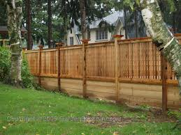 Decorative Wood Post Elaborate Wood Fence Builders Mississauga Unique Fence Specialists