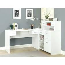 Small White Corner Computer Desk Small Corner Writing Desk Bedroom Corner Desk Computer Desk With