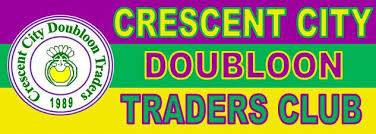 doubloon mardi gras crescent city doubloon traders club home page