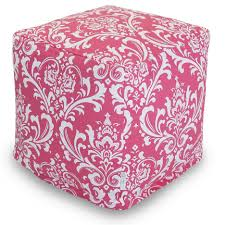ottoman dazzling pink ottoman santa clara furniture store san