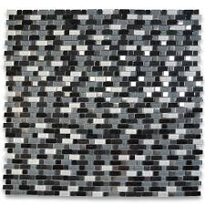 is it ok to mix stainless and white appliances black grey white glass mix stainless steel random brick mosaic tile