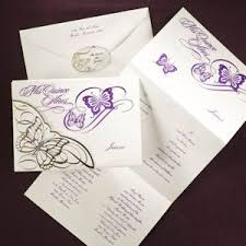 butterfly invitations quinceanera invitation rainbow butterfly sweet 16 invitation sle