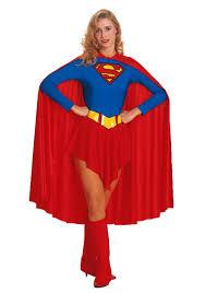 Superman Halloween Costumes Adults Superwoman U0026 Supergirl Costumes Halloweencostumes