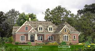 traditional farmhouse plans the meadow manor house plan house plans by garrell