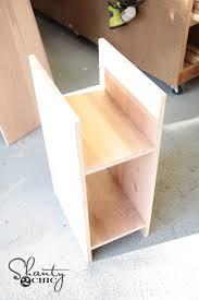 Corner Desk Diy Diy Corner Desk Shanty 2 Chic