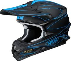 motocross helmet wraps shoei vfx w malice motocross helmet black blue shoei helmet wrap