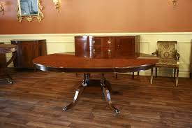 henredon round dining table round designs