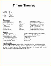 actor resume template actor resume template lovely 11 actor resume template resume
