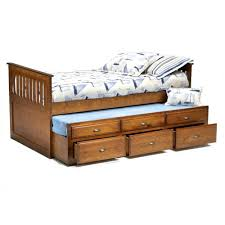 Twin Bed Frame With Trundle Pop Up Twin Bed Frame Trundle U2013 Inflikr Co