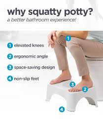 Pedestal Squat Toilet Official Site Of The Original Squatty Potty Toilet Stool