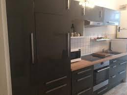 ikea küche faktum ikea küche faktum hochglanz grau herd backofen kühlschrank
