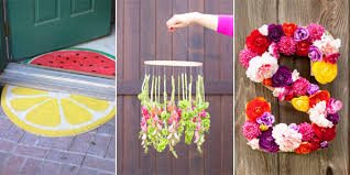 diy spring decorating ideas 10 diy decor ideas to refresh your home for spring