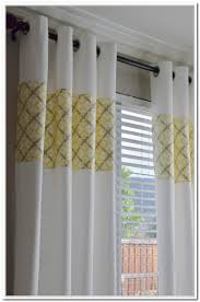 gray and yellow curtain panels curtain curtain image gallery
