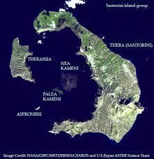 santorini geology santorini volcano santorini net