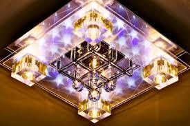 colour changing led ceiling lights modern led ceiling light colour change and remote control amazon co