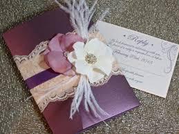 Wedding Invitations Purple 33 Purple Vintage Wedding Invitations Vizio Wedding