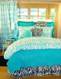 jc penney girls bedding bedroom floral coral and turquoise bedding with rug and wooden