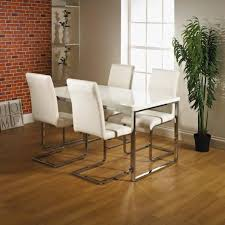 White Gloss Dining Tables And Chairs Oak Cream Dining Tables Chair Sets Oak Furniture Superstore Nice
