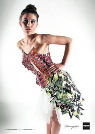 1580 best creative dresses images on pinterest recycled fashion