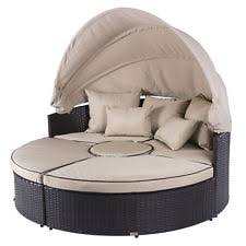 outdoor canopy daybed ebay