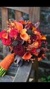Wedding Flowers Fall Colors - 256 best wedding flowers images on pinterest flowers flower