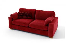 canape tissus canapé 3 places en tissu de qualité cosy mobilier privé