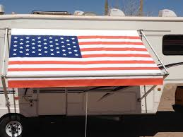 Camper Awning Replacement Fabric 45 Best Custom Rv Awnings Images On Pinterest The Shade